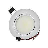 9W 2G11 לד  Downlights מובנה 1 COB 820 lm לבן חם לבן קר עמעום דקורטיבי AC 220-240 AC 110-130 V חלק 1