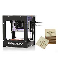 Kkmoon dk-8-kz 1000mw alta velocidade mini usb laser gravador carver automático diy impressão gravura máquina de escultura operação
