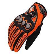 Aktiivi/ Urheilukäsineet Unisex Pyöräilyhanskat Pyöräilyhanskat Hengittävä Protective Pisin sormi Tekstiili Pyöräilyhanskat