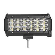 54w-reihe 5400lm Flut Spot del Fascio führte Arbeit Licht bar Offroad führte Fahren Lamada 12 V 24 V pro Camion suv atv 4x4 4wd LED-Bar
