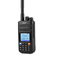 Tyt tytera upgraded md-380g dmr digitale radio met gps functie uhf 400-480mhz tweerichtings radio walkie talkie compatibel met mototrbo