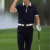 Miesten Lyhythihainen Golf College-pusero Golf
