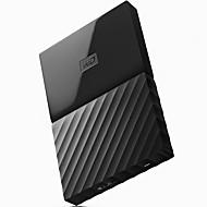 Wd wdbyft0040bbk-cesn 4tb 2,5 inch zwarte externe harde schijf usb3.0