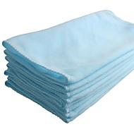 Ziqiao 8 stk / lot 70 * 30cm mikrofiber bil rengjøring håndkle multi-funksjon bilvask polering tørr ren klut håndkle