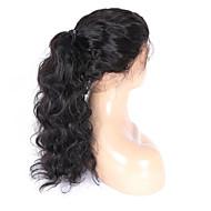 Premier ® 360 perruque frontale en dentelle 150% haute densité 10a perruques de cheveux humains brésiliennes perruque de corps sans bouche