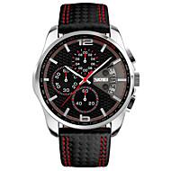 SKMEI Luxury Quartz Watch Men Outdoor Sport Chrono Quartz-watch Waterproof Wristwatch Relogio Masculino