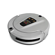 Robot Vakuum FR-TAnti-kollisjonssystem Planlegger rengjøringsplan Timing Funksjon Klatring funksjon APP-kontroll Wet Mopping Våt og tørt