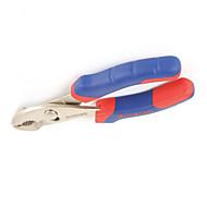 ワンバオ6赤と青のカラーセット/ 1カーフプライヤーを処理する