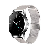 Men's Women's Sport Watch Smart Watch Digital Calendar Water Resistant / Water Proof Alloy Band Black Silver Gold