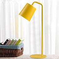 40 Modern/kortárs Asztali lámpa , Funkció mert Szemvédelem , val vel Egyéb Használat Fényerőszabályzó Kapcsoló