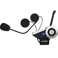 Motercykel V4.2 Bluetooth Headsets Ørhængende stil lydkontrol