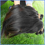 En iyi kalite en kaliteli brazilian bakire saç dökme 3bundles 300g çok doğal Brezilya insan saçı doğal sutyen kuaförü için renk