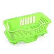 1 キッチン プラスチック ハンギングバスケット