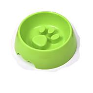 Katze Hund Schalen & Wasser Flaschen Haustiere Schüsseln & Füttern Wasserdicht Tragbar Langlebig Braun Grün