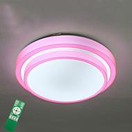 צמודי תקרה ,  מודרני / חדיש מסורתי/ קלאסי צביעה מאפיין for LED פלסטיק חדר שינה חדר אוכל חדר עבודה / משרד חדר ילדים מסדרון מוסך