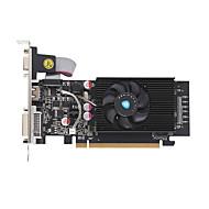 MINGYING ビデオグラフィックスカード 500MHz/1000MHz1GB/64ビット GDDR2