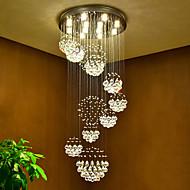 Led lustr křišťál stropní svítidla moderní lustry domů závěsné led osvětlení lustry svítidla svítidla