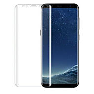 TPU 2,5D pyöristetty kulma Näytönsuoja Samsung Galaxy