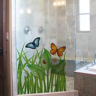 アートデコ ウインドウステッカー,PVC /ビニール 材料 窓の飾り