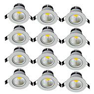 LED Encastrées Blanc Chaud Blanc Froid LED 12