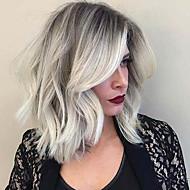 Nou tip de breton parțială ombre culoare peruca natural peruca umana