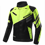 Scoyco ジャケット オックスフォード 男性用 オールシーズン 反射 最高品質 高品質 オートバイの腎臓ベルト
