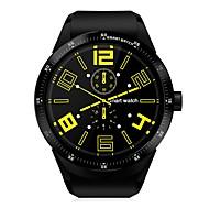 yy-k98h 3gスマートウォッチアンドロイド4.1 mtk6572a 1.2GHzデュアルコア4GBロムip54防水Bluetooth gps