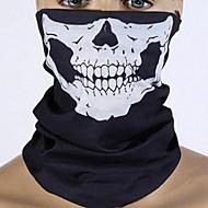 Sømløse multi-funksjonelle skjerf sykling masker for å holde varme cuny halloween kostymer skallen forandret ansiktet håndkle