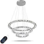 Stmívatelný lustr led osvětlení vnitřní moderní stropní svítidlo svítidla lustry svítidla s dálkovým ovládáním