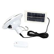 1pcs солнечные 22 водить крытый напольный светильник безопасности дистанционного управления наводнений света пейзаж лампы для лужайки