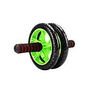 AB Wheel Fitnessz Előírásos öltözék Egyszerű Tartós Élet Acél Ötvözet-