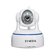 homédia® 1080p wifi ip camera 2.0mp wireless p2p onvif ptz sd carte de noapte viziune mobilă (Android & iOS)
