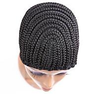 כובעי ראש לפיאות Wig Accessories סינטטי כלי שיער פאות