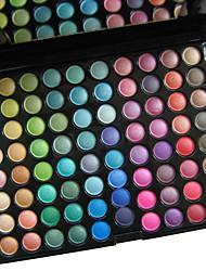 ultra shimmer 88 couleurs de maquillage des yeux palette d'ombre
