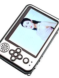 2.4 Inch MP4 Player with Digital Camera (1GB)