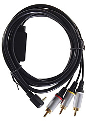 av Audio-Video-Composite-TV-Out-Kabel für psp 2000/3000 slim