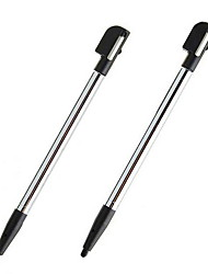 Retractable Stylus Pens for Nintendo DS Lite (Black)