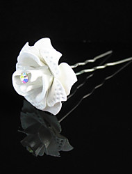 Women's / Flower Girl's Alloy / Paper Headpiece-Wedding / Special Occasion / Casual / Outdoor Hair Pin