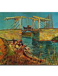 Картина маслом, ручная роспись, копия картины Винсента Ван Гога