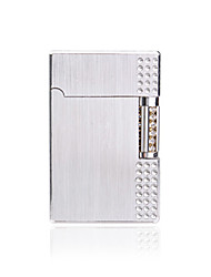Silver Rub Lighter