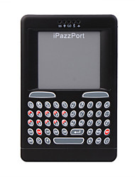 ipazzport Bluetooth de poche sans fil clavier qwerty pc
