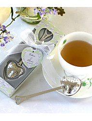Heart Tea Infuser Favor