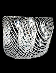 Contemporary Crystal Chanderlier with 12 lights