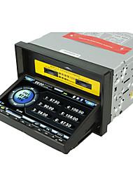 Autoradio DVD 7 pouces / GPS / Bluetooth / Radio RDS / PIP / TV digitale DVB-T