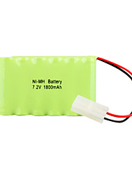 NI-MH 7.2V 1800mAh Rechargeable Battery(HB022)