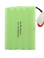 NI-MH 12V AA 1800mAh Rechargeable Battery(HB020)