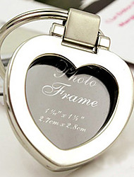 Chrome Heart Keyring/Mini Photo Frame