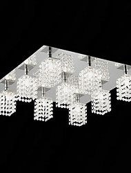 maishang® 9-lumière lustre en cristal (1069-MC-22036