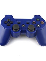 ricaricabile usb controller wireless per PlayStation 3/ps3 (blu)