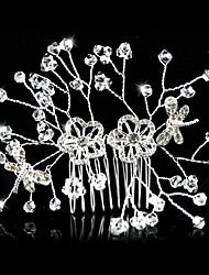 Gorgeous Rhinestones Wedding Bridal Combs